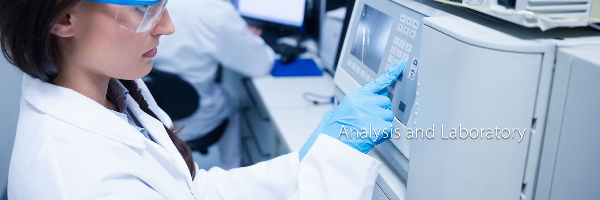 Analysis and Laboratory