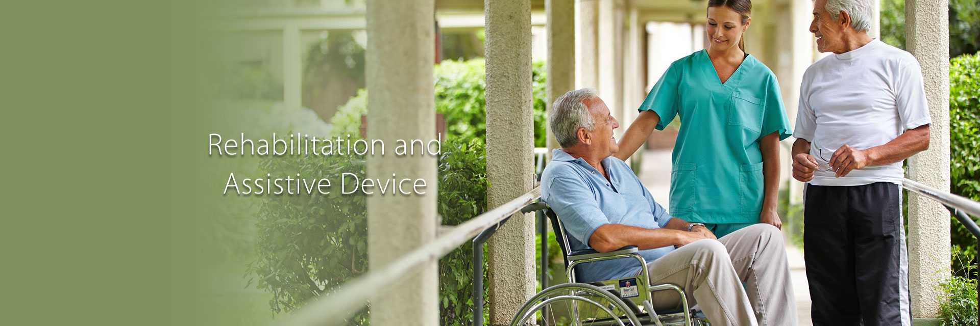 Rehabilitation and Assistive Device