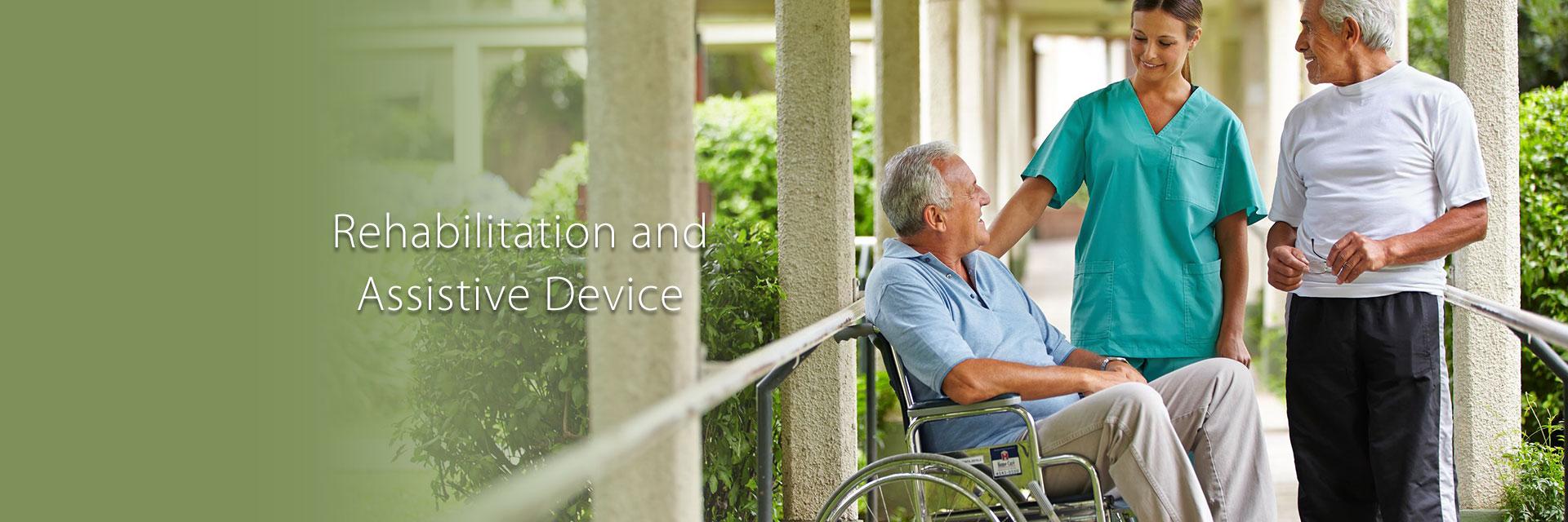 Rehabilitation and Assistive Device